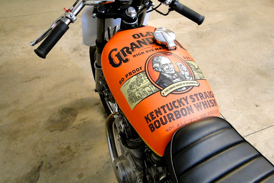 Vehicle Graphics - Custom vinyl decals for motorcycles