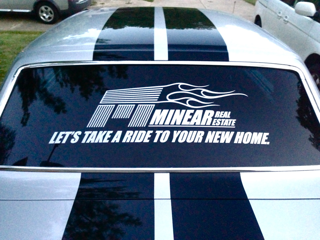 Vehicle Graphics Graphics - How to make car window decals at home